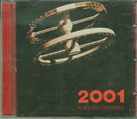 2001 A Sound Odyssey , Various £3.00