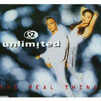 2 Unlimited The Real Thing CDs
