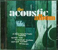 Acoustic Album, Various £5.00