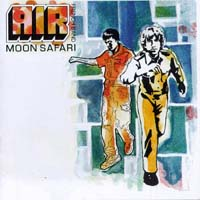 Moon Safari, Air £3.00