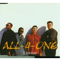 All4One  I swear  CDs
