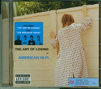 American Hifi Art of Losing CD