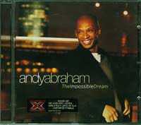 Andy Abraham The Impossible Dream CD