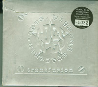 Apes, Pigs & spacemen Transfusion ltd  CD