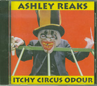 Itchy Circus Odour , Ashley Reaks £5.00