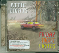 Friday Night Lights, Attic Lights £5.00