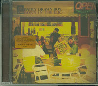 Badly Drawn Boy Born in the UK CD