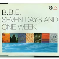 BBE  Seven Days and One Week  CDs