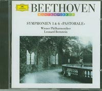 Symphonies  1 and 6, Beethoven £6.00