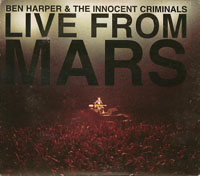 Live From Mars, Ben Harper £6.00