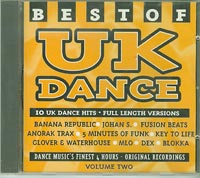 Best of UK Dance Volume 2, Various