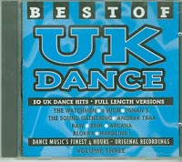 Best of UK Dance Volume 3, Various £3.00