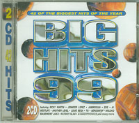 Big Hits 99, Various £5.00