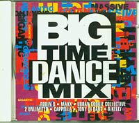 Big Time Dance Mix, Various £5.00