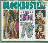 Blockbuster The Sensational 70S, Various £5.00