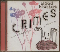 Crimes, Blood Brothers £4.00