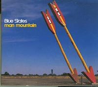 Blue States Man Mountain CD