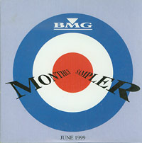BMG Monthly Sampler June 1999, Various £3.00