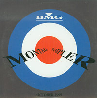 BMG Monthly Sampler October 1999, Various