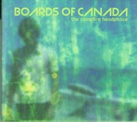 Boards of Canada The Campfire Headphase CD