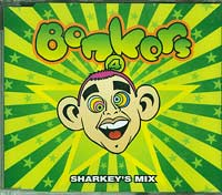 Bonkers 4 Sharkeys Mix, Various £0.50