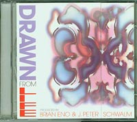 Brian Eno Peter Schwalm Drawn from Life CD