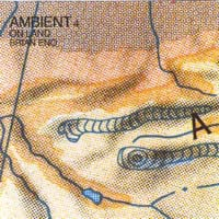 Brian Eno    On Land Ambient 4 CD
