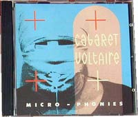 Cabaret Voltaire Micro-Phonies pre-owned CD single for sale