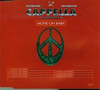 Cappella Move on baby  CDs
