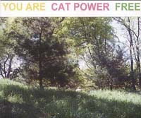 Cat Power You Are Free  CD