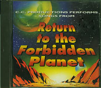 Return to the Forbidden Planet, C. C. Productions £8.00
