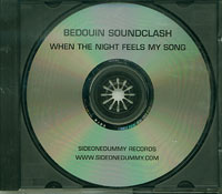 Beduin Soundclash When the Night Feels My Song CDs