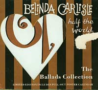 Half The World, Belinda Carlisle £1.00