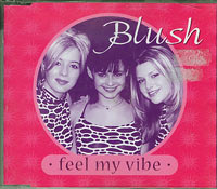 Feel My Vibe, Blush £1.50