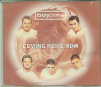 Coming Home Now (CD1), Boyzone £1.00