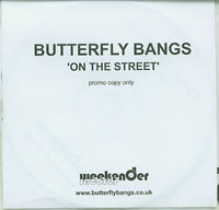 Butterfly Bangs On the Street CDs