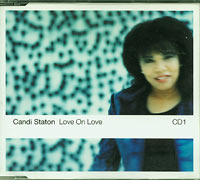 Love On Love (CD1), Candi Staton £1.50