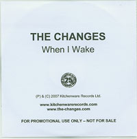 When I Wake, Changes