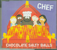 Chocolate Salty Balls, Chef £1.50