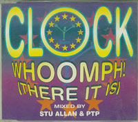 Whoomph (there it is), Clock  £1.00