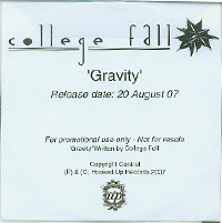 Gravity, College Fall