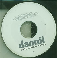 Dannii  Everything I Wanted  CDs