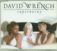 David Wrench Superhorny CDs