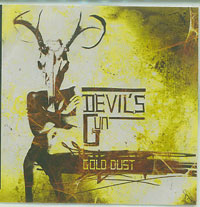 Devils Gun Gold Dust CDs