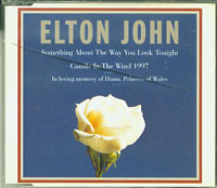 Candle In The Wind 1997, Elton John £1.50