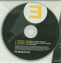 Without Me, Eminem £1.00