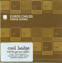 Horse Riding, Euros Childs