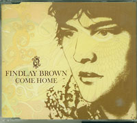 Findlay Brown Come Home CDs