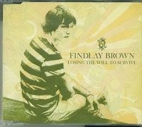 Findlay Brown Losing the Will to Survive CDs
