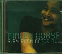 Even After All CD1, Finley Quaye £1.50